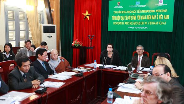 Tính hiện đại và đời sống tôn giáo Việt Nam hiện nay