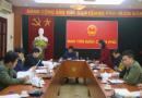 Hội nghị đánh giá công tác phối hợp trong công tác quản lý nhà nước về tín ngưỡng năm 2020
